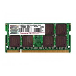 Dimm SO TRANSCEND JetRam 2GB DDR2 667MHz