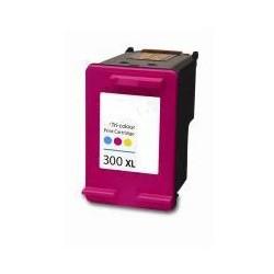 Tinteiro HP Reciclado 300 XL Cores