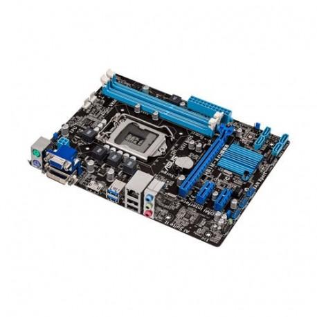 MB ASUS Intel H61 SK1155 2XDDR3/HDMI/DVI mATX - H61M-A/USB3
