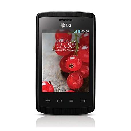 Smartphone LG L1 II E410i Ecrã 3.0P 1.0Ghz 4GB Android Black / White
