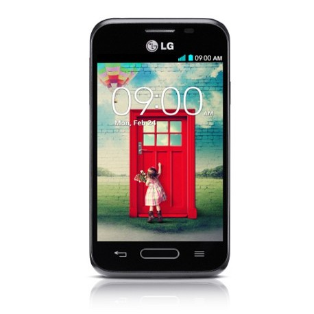 Smartphone LG L40 D160 Ecrã 3.5P 1.2Ghz 4GB Android Black / White