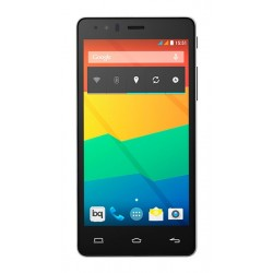 BQ Aquaris E5 HD 8GB Branco\ Preto - Preto
