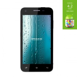 Smart Phone Scorpion, 4.5'' IPS, Dual Core, 512Mb/4Gb, Dual Sim, Android 4.2, Black / White