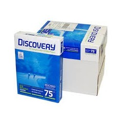 PAPEL FOTOCOPIA A4 75GR DISCOVERY BRANCO