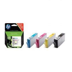 HP 364 Combo-pack Cyan/Magenta/Yellow/Black Ink Cartridges