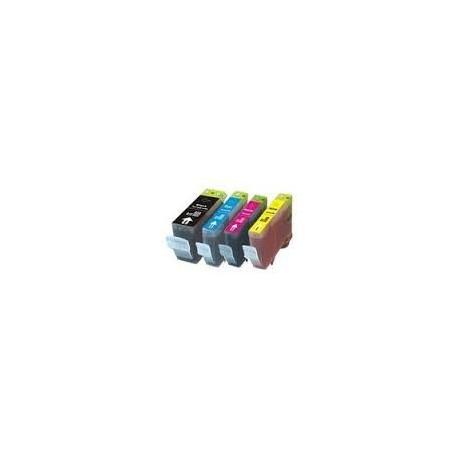 Pack 4 Tinteiros Compativeis Canon CLI 8 BK\C\M\Y