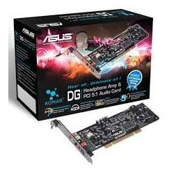 Placa de som PCI 5.1 XONAR DG ( 90-YAA0K0-0UAN0BZ)