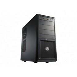 Elite 370, black, W/O PS - SEM FONTE