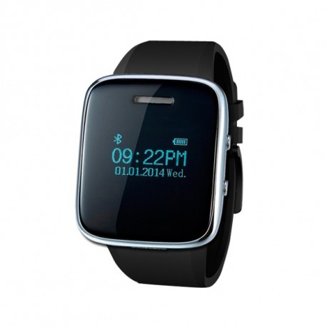 SmartWatch DX4, 0.96'', Anti-Lost, Alarm, Calendar, BT Sync. Calls, Social Networks, SMS