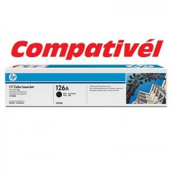 Toner Compativél HP 126A Black LaserJet Print Cartridge