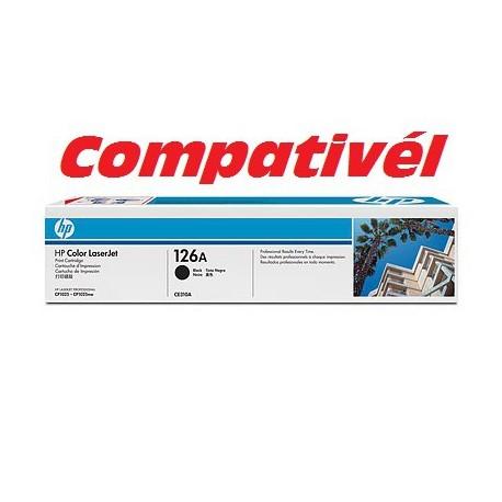 Toner Compativél HP 126A Black LaserJet Print Cartridge