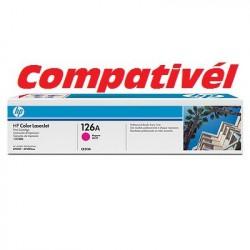 Toner Compativél HP 126A Magenta LaserJet Print Cartridge
