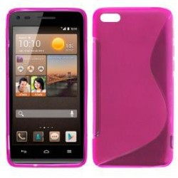 Capa Silicone Huawei Ascend G6 S-Line