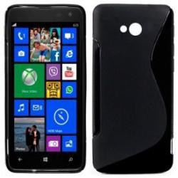 Capa Silicone Nokia 625 Lumia S-Line