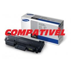 Toner Compativél SAMSUNG MLT-D116L - SL-M2625/ M2825/ M2675/ M2875 Alta Capacidade