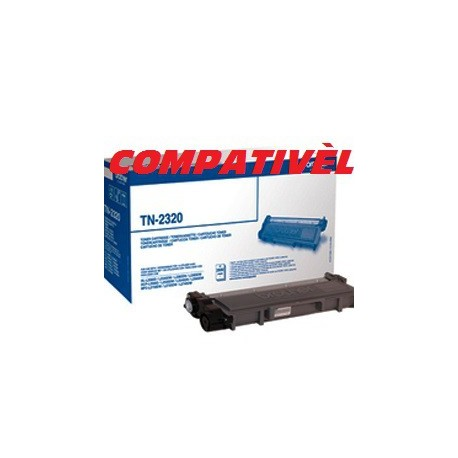 Toner Compativél Brother TN-2320