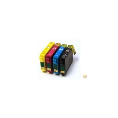 Conjunto 4 Tinteiros Epson T2631/2/3/4 XL