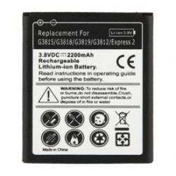 Bateria SAMSUNG compativél G3815 Galaxy Express 2 / i9260 Galaxy Premier