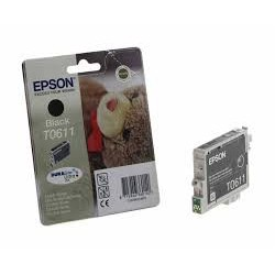 Tinteiro Epson Compativél E-611 BK