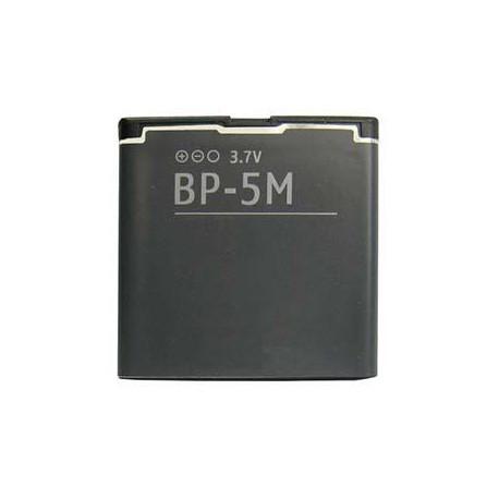 Bateria NOKIA Compativél BP-5M 7390/6110n/ 8600/6500s/5610 /5700/6220c