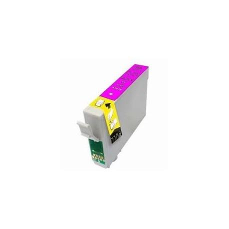 Tinteiro Epson Compatível T0713 (magenta)