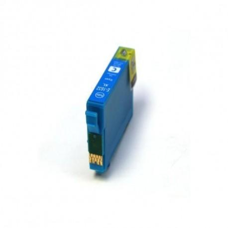 Tinteiro Epson Compatível T1632 (Azul)
