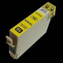 Tinteiro Epson Compatível T 1634 (amarelo)