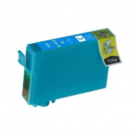 Tinteiro Epson Compatível T1812 (azul)