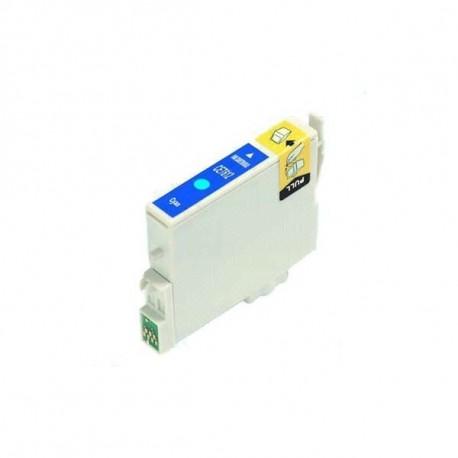 Tinteiro Epson Compatível T2712 (azul)
