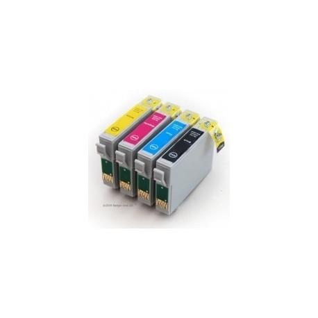 Pack 4 Tinteiros Epson T1291/1292/1293/1294