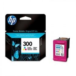 Tinteiro HP 300 (tricolor)