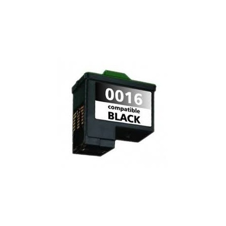 Tinteiro Lexmark Compatível LX16 (preto)