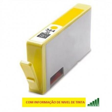 Tinteiro HP Compatível 364XL (amarelo)