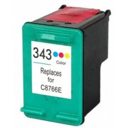 Tinteiro HP Reciclado 343 (color)