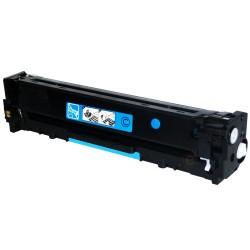 Toner HP Compatível 125A azul (CB541A)
