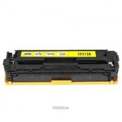 Toner HP Compatível 131A amarelo (CF212A)