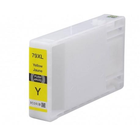 Tinteiro Compatível Epson T7904/T7914 (amarelo)