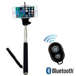 Suporte Extensivél Bluetooth para Selfies