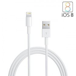 Cabo Usb IPhone Original 5 / 5s / 6/6 Plus / iPad Mini / iPad 4 Bulk