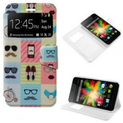 Capa FLIP Cover WIKO Bloom