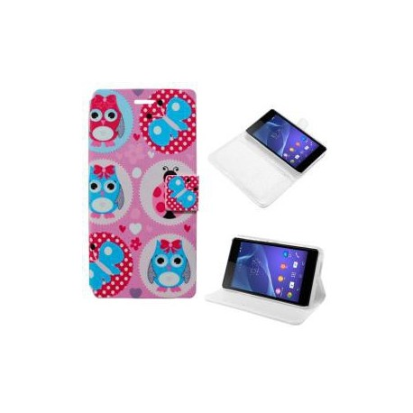 Capa Flip Cover Sony Xperia M2