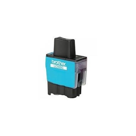 Tinteiro Compatível Brother LC900BK / LC950BK Azul