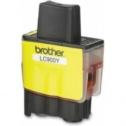 Tinteiro Compatível Brother LC900BK / LC950BK Amarelo