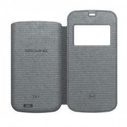 Capa File Cover + Pelicula de Proteção para Smartphone GROWING Serie Z