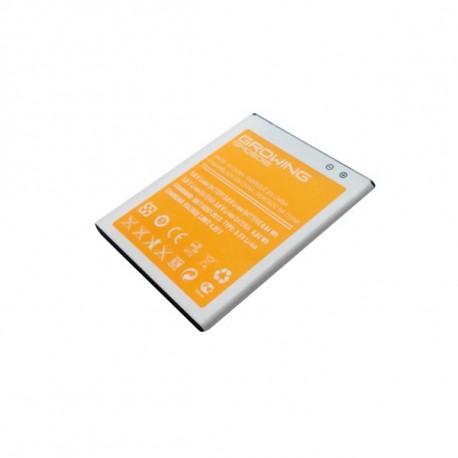 Bateria Li-ion 1800mAh para Smartphone Wolf