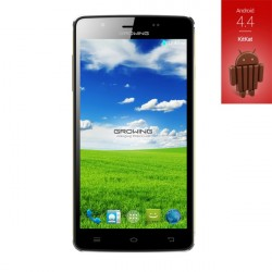 SmartPhone M4, 5.5'' qHD, Quad Core, 1Gb/8Gb, Dual SIM, And.4.4, Black/Champagne