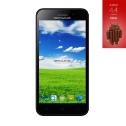 SmartPhone Q8, 5.0'' HD IPS, Octa Core, 2Gb/8Gb, Dual SIM, And.4.4, Dark Blue