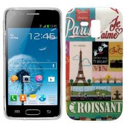 Capa Samsung Galaxy Trend S7560 Paris