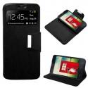 Capa Flip Cover Negro LG L65/L70