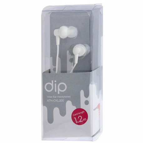 Auriculares Strereo 3,5mm Dip